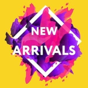 New Arrivals Section!